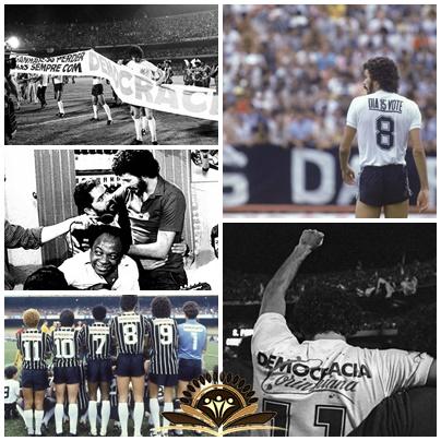 Sócrates y la Democracia Corinthiana (Historias de fútbol, política y sociedad)