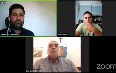 «Sindicalismo y Clase Obrera»: Video completo de la charla junto a Juan Carlos Schmid y Gildo Onorato