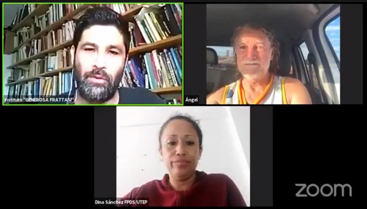 «Entre el campo y la ciudad»: Video completo de la charla junto a Dina Sánchez y Ángel Strappazon