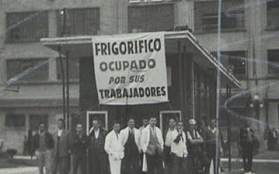 15 de enero de 1959. Frigorífico Lisandro de la Torre.
