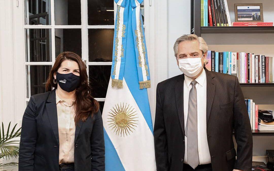 Mariel Fernández, la intendenta del conurbano que estatiza servicios