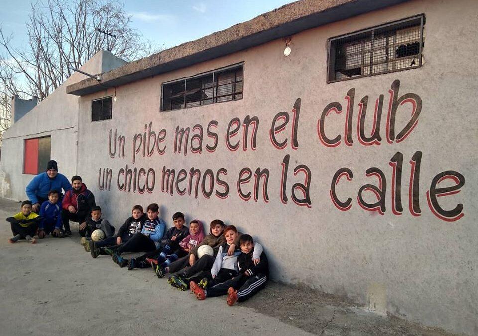 Los clubes de barrio y la pandemia