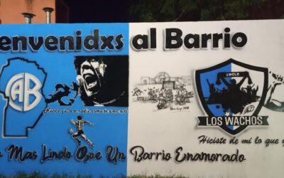 Los Wachos de Campo de la Rivera: pertenencia, fútbol y cuarteto